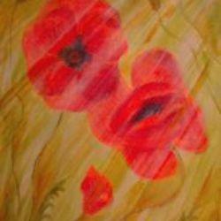 Ilyés Márta festményei
