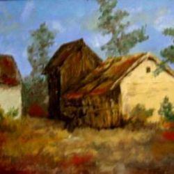 Györki János festményei