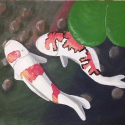 Koi halak