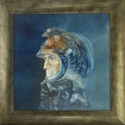 eladó szász endre festmény  madaras
