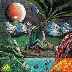 A smaragd hegy