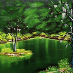 Zölderdő