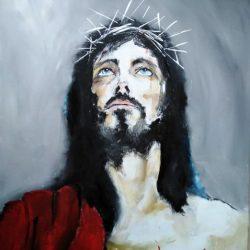 Jézus, ima.
