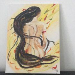 pocahontas festmény eladó