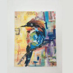 madaras festmény eladó