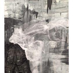 Absztrakt festmény