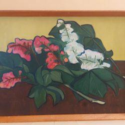 Gesztenye virág